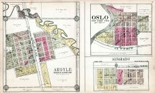 Argyle, Oslo, Alvarado, Marshall County 1928